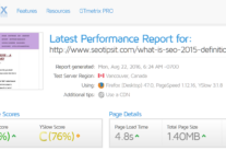 How to Improve Web Page Speed – Test Conducted to See the Results (Case-Study)